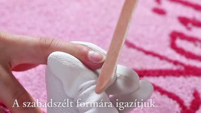 La technique officielle de l'utilisation des vernis semi-permanent